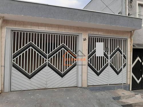 Casa À Venda, 109 M² Por R$ 365.000,00 - Itaquera - São Paulo/sp - Ca0075
