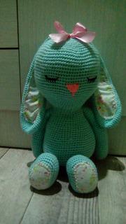 Dulce Coneja Amigurumi Crochet