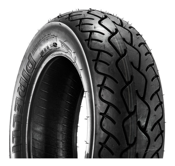 Pneu Pirelli Mt 66 Route 170/80-15 77s Traseiro Shadow 600