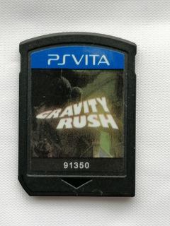 Juego Ps Vita Gravity Rush Usado