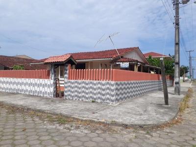 Casa Para Locação Temporada No Ipanema Em Pontal Do Paraná - - 23l