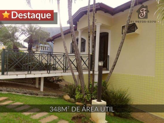 Sobrado Residencial À Venda, Parque São Quirino, Campinas - So0027. - So0027