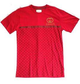 Camiseta Masculina Gucci