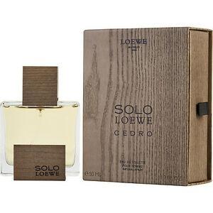 Perfume Loewe Solo Loewe Cedro Edt M 50ml