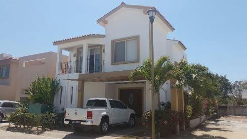 Casa En Venta En Flamingos Residencial , Bahía De Banderas
