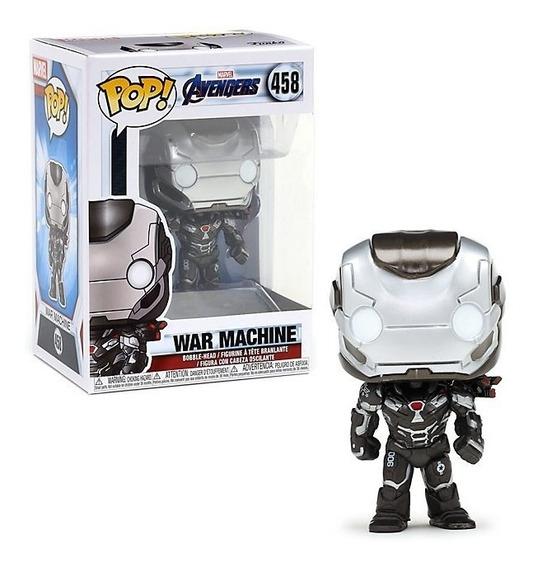 Funko Marvel Avengers Endgame War Machine 458