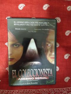 Dvd El Coleccionista - Asesino Serial