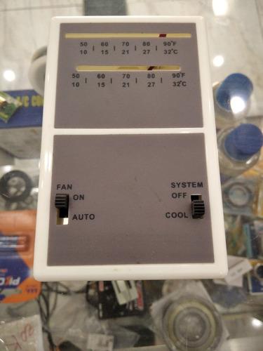 Termostato Ambiental Aire Acondicionado 24 Voltios