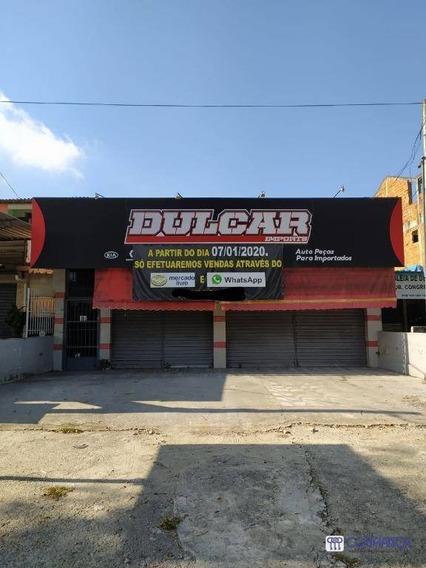 Loja Para Alugar Por R$ 6.500,00/mês - Campo Grande - Rio De Janeiro/rj - Lo0072