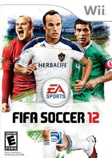 Fifa Soccer 12 Nintendo Wii