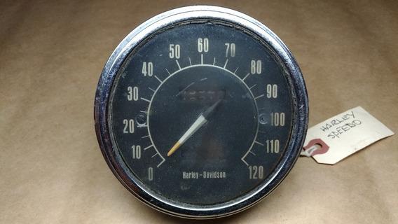 Velocimetro Harley Davisdon Shovelhead E Panhead (11061)