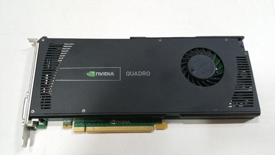 Tarjeta De Video Nvidia Quadro 4000 2gb Diseño / Gamer.