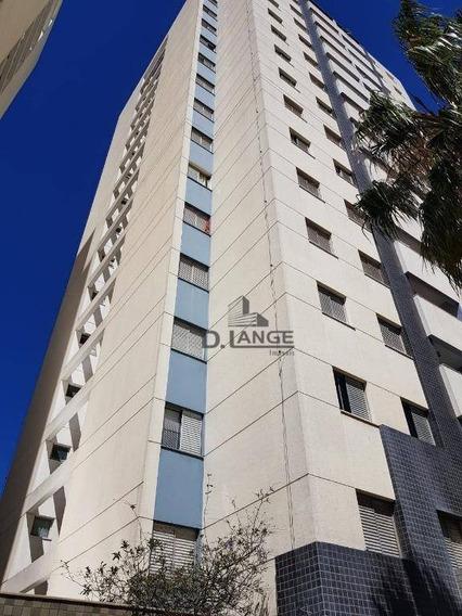 Apartamento Com 3 Dormitórios À Venda, 87 M² Por R$ 450.000 - Bonfim - Campinas/sp - Ap16847