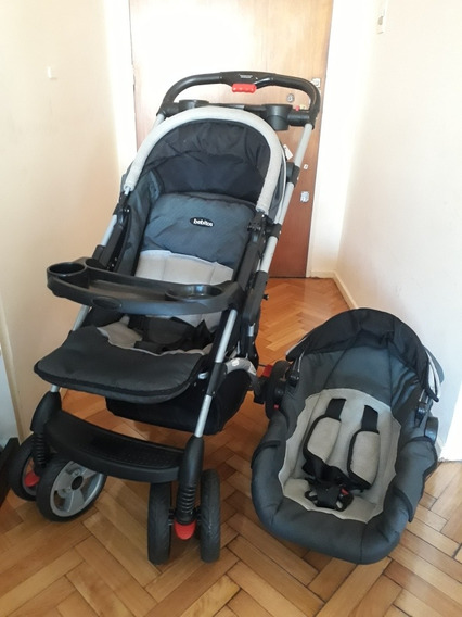 Cochecito Para Bebé Con Huevito Marca Bebitos