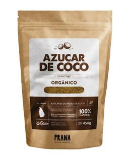 Azucar De Coco Organico 450 Gr