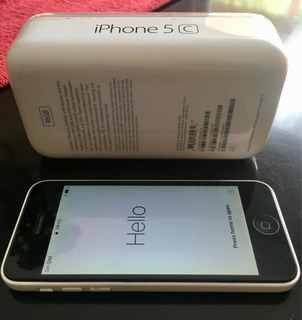 iPhone 5c 16gb White