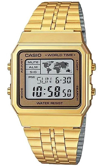 Relógio Casio Vintage Masculino A500wga-9df