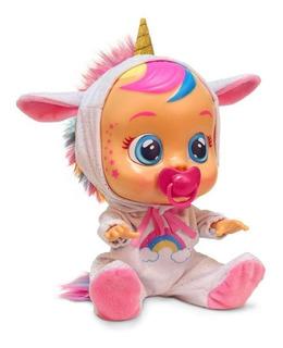 Muñeca Cry Babies-dreamy-llora Con Lagrimas De Verdad