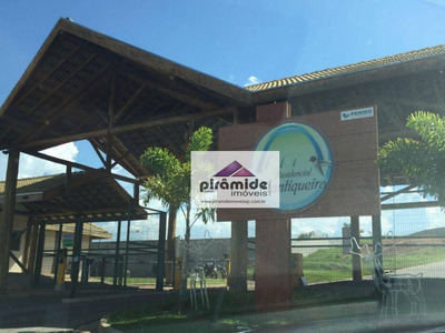 Terreno Residencial À Venda, Alto Da Ponte, São José Dos Campos. - Te0350