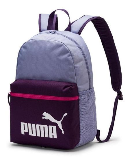 Mochila Puma Phase Backpack 075487 Varios Colores Hermosas
