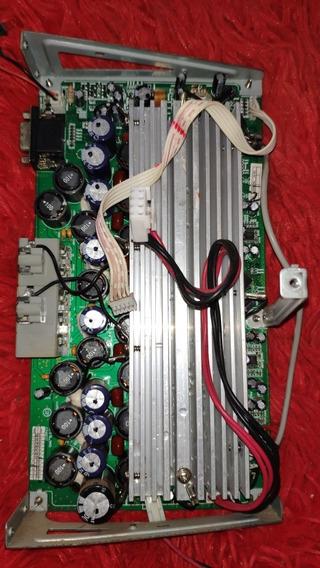 Placa Saída De Som Do Philips Pwr2006-78 Subw00fer Sucata