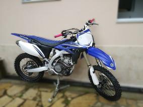 Yamaha Yz 250 F - 2011 - 20 Hrs De Uso - Completa