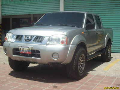 Nissan Frontier Pickup Dole Cabina