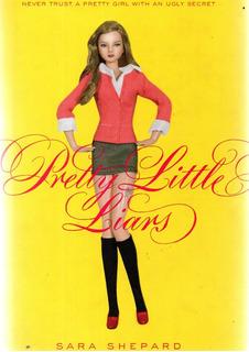 A1 Sara Shepard - Pretty Little Liars, Edición Pasta Dura