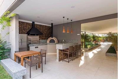 Apartamento Em Campo Belo, São Paulo/sp De 37m² 1 Quartos À Venda Por R$ 377.400,00 - Ap236976