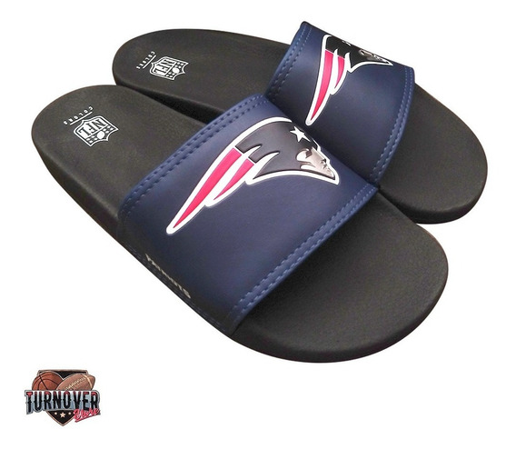 Chinelo New England Patriots Nfl Colors