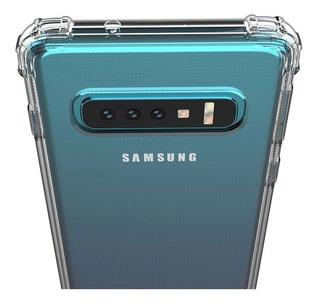 Capa Case Anti Impacto Crystal Galaxy S10 S10 Plus S10e Lite