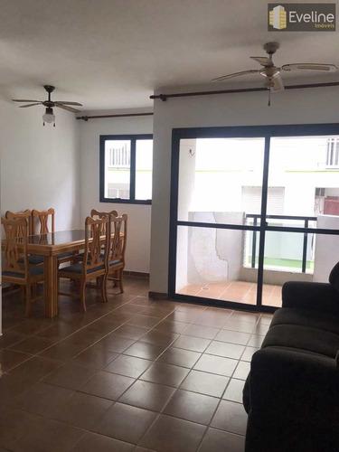 Imagem 1 de 12 de Apartamento Com 2 Dorms, Parque Enseada, Guarujá - R$ 320 Mil, Cod: 2001 - V2001
