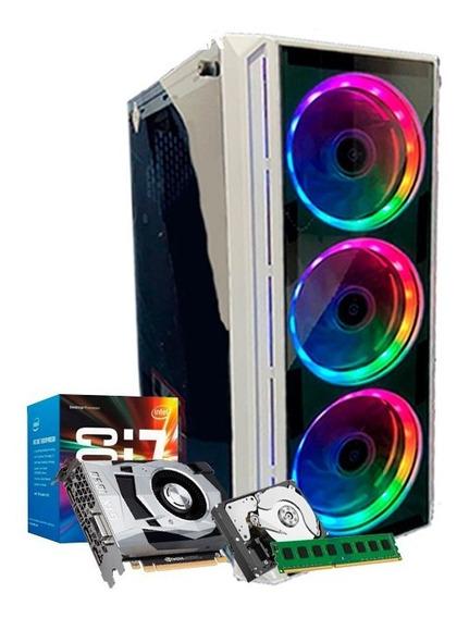 Pc Gamer I7 3770, Hd 1tb, 16gb, Geforce 4gb 1050 Gtx Ti + Nf