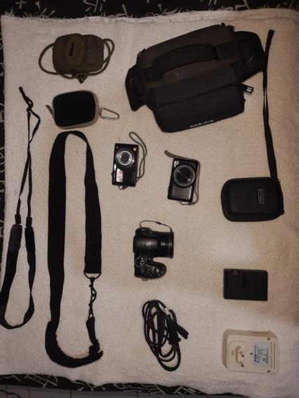 Câmeras Para Retirada De Peça