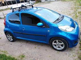 Peugeot 107 Modelo 2012