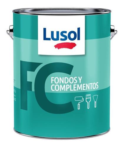 Fondo Convertidor Antioxido Color Rojo Oxido 1 Litro - Ynter