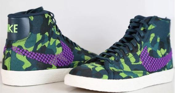 Nike W Blazer Mid Jacquard Prime - Envio Gratis Y Cuotas