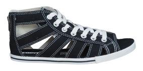 Tênis Converse Chuck Taylor All Star Gladiator Mid Black