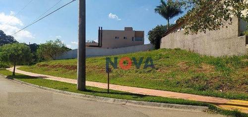 Imagem 1 de 12 de Terreno À Venda, 928 M² Por R$ 519.898,40 - Reserva Santa Maria - Jandira/sp - Te1043