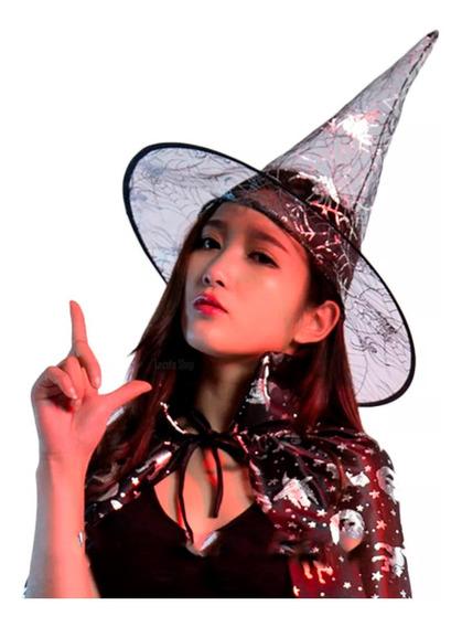 Sombrero De Bruja Disfraz Disfraces Hallooween Dia Muertos