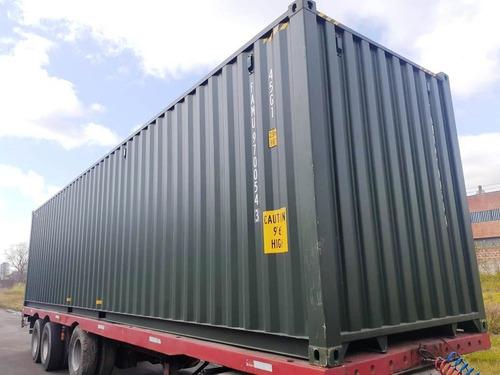 Contenedores Maritimos Usados Containers 40' Dv-bahia Blanca