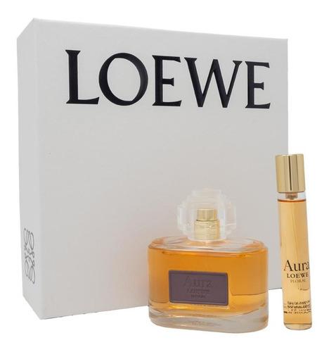 Set Loewe Aura Floral 80 Ml +15 Ml