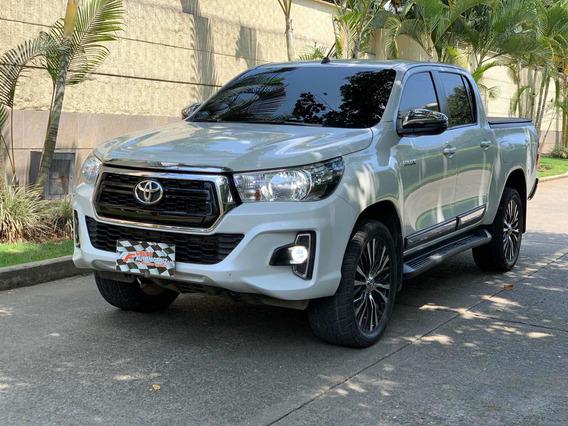 Toyota Hilux 2.8 Aut 2018