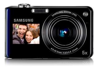 Cámara Digital Samsung Pl150 Zoom Lens 12.4 Megapix Usada