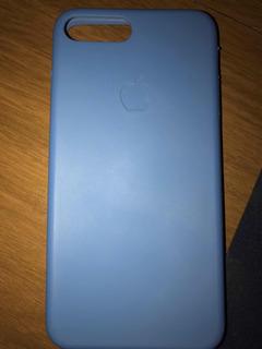 Capa iPhone 7plus/8plus Azul