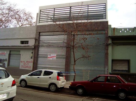 Alquiler De Gran Local Comercial En Villa Muñoz