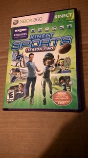 Kinec Sports Season Two Xbox 360