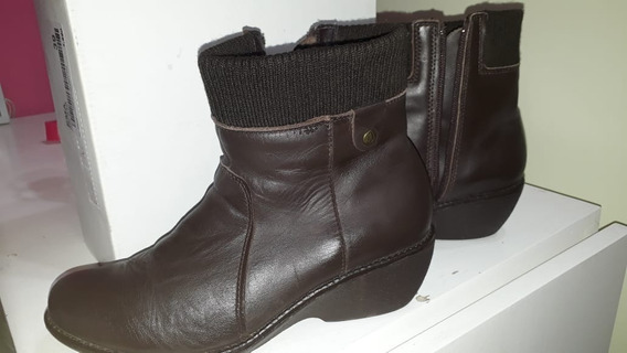 Botas De Dama Hush Puppies Marrones Numero 37