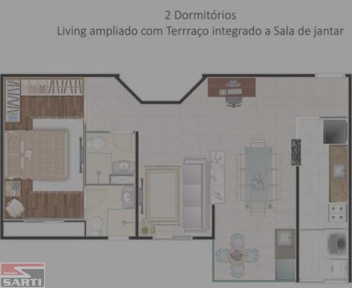 Imagem 1 de 15 de Apartamento Na Vila Romana - St16679