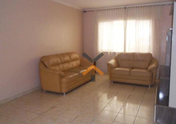 Sobrado Com 3 Dormitórios À Venda, 200 M² Por R$ 750.000,00 - Vila Pires - Santo André/sp - So0060